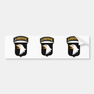 Army 101st Airborne Bumper Sticker