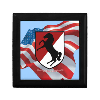 Army 11th Armored Cavalry Regiment Gift Box