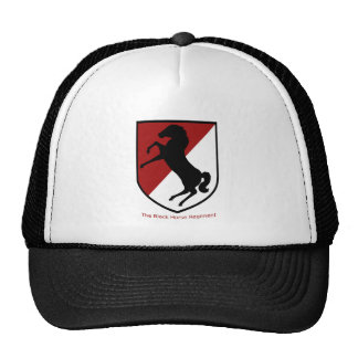 Army 11th Armored Cavalry Regiment Trucker Hat