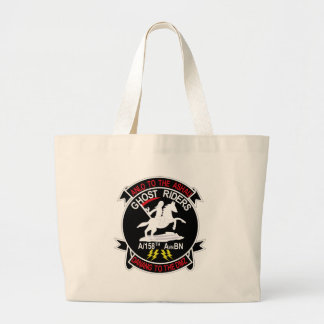 ARMY 158th Aviation Battalion A Company Military P Canvas Bag