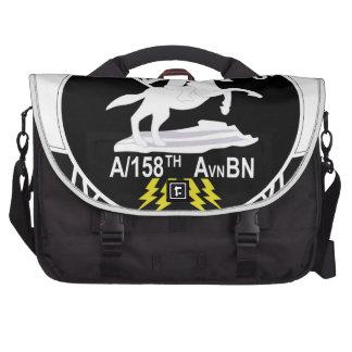ARMY 158th Aviation Battalion A Company Military P Computer Bag