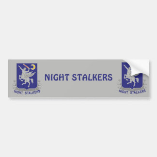 Army 160th Special Operations Regiment Bumper Stickers