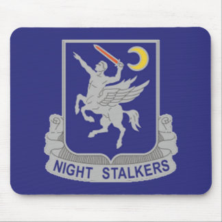 Army 160th Special Operations Regiment Mouse Pads
