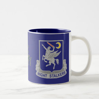 Army 160th Special Operations Regiment Coffee Mug