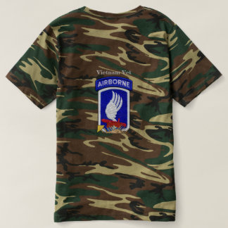 Army 173rd Airborne Brigade veterans vets T-shirt