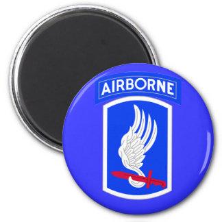 Army 173rd Brigade Combat Team Magnet