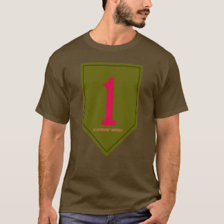 Army 1st Infantry Division T-Shirt