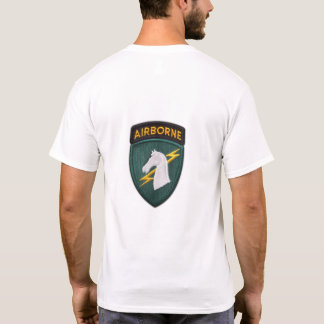 Army 1st special ops USASOC veterans vets patch T-Shirt