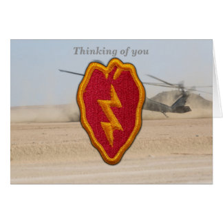 army 25th infantry division veterans vets card