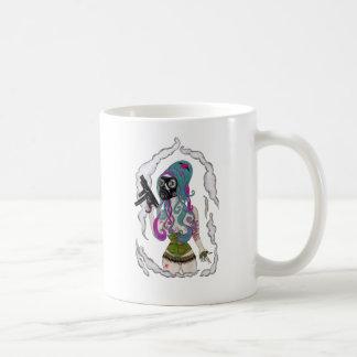 army 2 classic white coffee mug