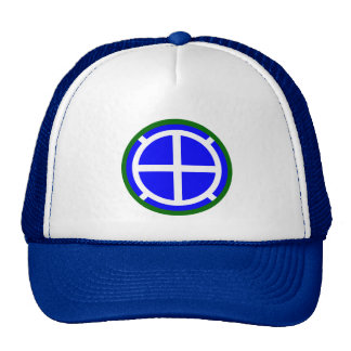 Army 35th Infantry Division Hats