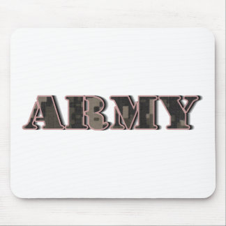 Army 3 mouse pad