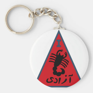 ARMY 3rd Airborne Special Forces Group Operational Key Chains