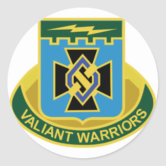 Army 3rd Brigade Combat Team 1st Infantry Division Classic Round Sticker