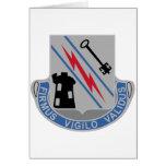 Army 3rd Brigade Team 82nd Airborne Military Greeting Card