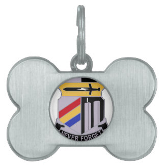 ARMY 42nd Infantry Division Special Troop Battalio Pet Tag