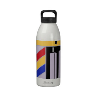 ARMY 42nd Infantry Division Special Troop Battalio Reusable Water Bottles