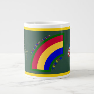 Army 42nd Infantry Division Extra Large Mugs