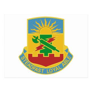 Army 4th Brigade Combat Team 1st Armored Division Postcard