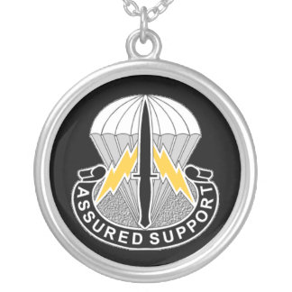 Army 528th Sustainment Brigade Necklace