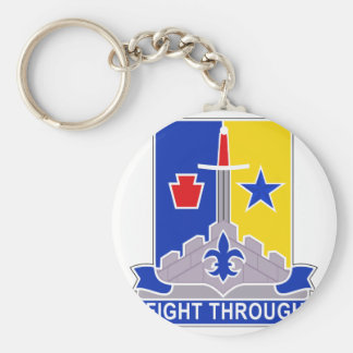 ARMY 55th Brigade Combat Team 28th Infantry Divisi Key Chain