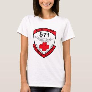 ARMY 571st Aviation Medical Company Air Ambulance T-Shirt