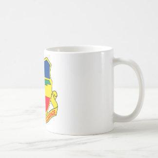 Army 73rd Cavalry Unit Crest Patch Coffee Mug