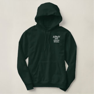 ARMY 82nd Airborne Embroidered Pullover Hoodie