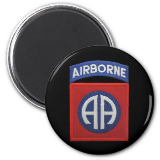 army 82nd airborne iraq patches vet  vfw Magnet us Refrigerator Magnets
