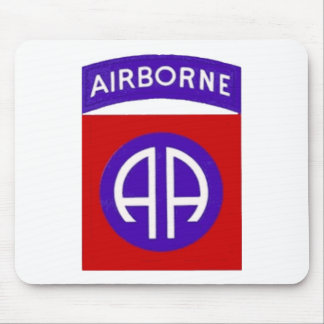 Army 82nd Airborne Mousepad