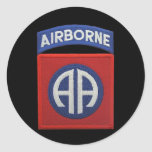 army 82nd airborne scrapbooking military Sticker