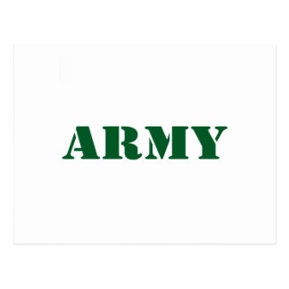 Army 99 postcard