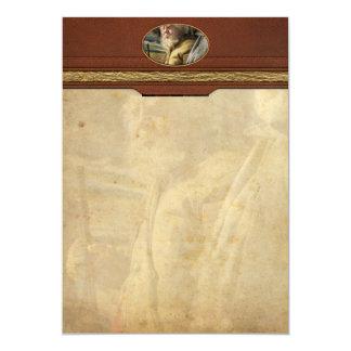 Army - A seasoned vet Card