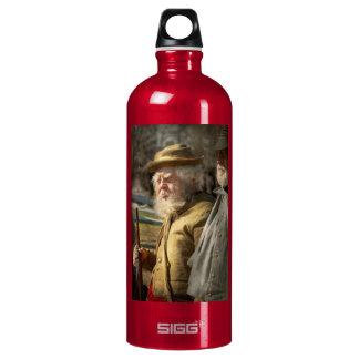 Army - A seasoned vet Water Bottle