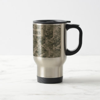 ARMY ACU 15 oz. Stainless steel Travel Mug Cup