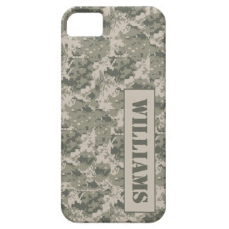 ARMY ACU Camo iPhone 5 Mate Barely There™ Case