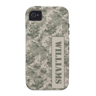 ARMY ACU Camoflauge Camo iPhone 4 Mate Tough™ Case Vibe iPhone 4 Case