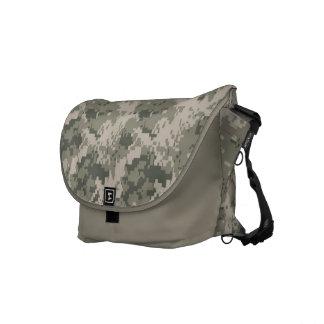 ARMY ACU Camoflauge Digital Camo Messenger Bag