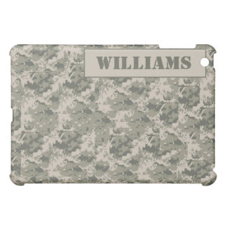 ARMY ACU Camoflauge Digital Camo Print iPad Case