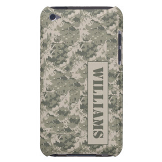 ARMY ACU Camoflauge IPod Touch Barely There Case Barely There iPod Cover
