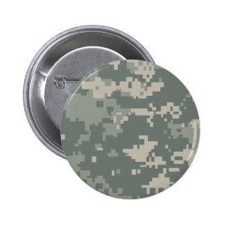 Army ACU Camouflage 2 Inch Round Button