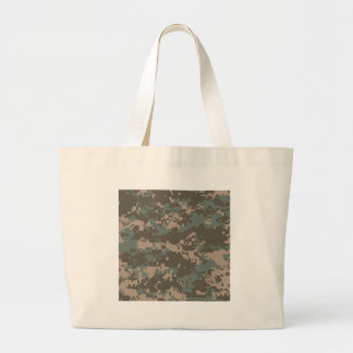 Army ACU Camouflage Tote Bag