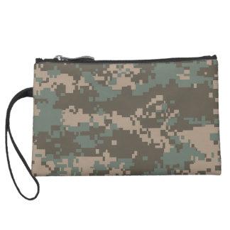 Army ACU Camouflage Wristlets