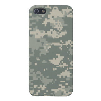 Army ACU Camouflage Case For iPhone SE/5/5s