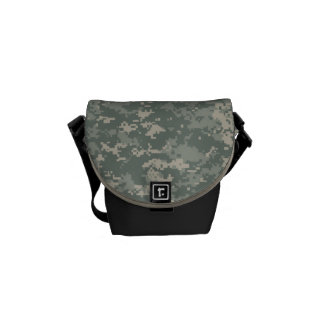 Army ACU Camouflage Courier Bag