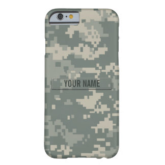 Army ACU Camouflage Customizable Barely There iPhone 6 Case