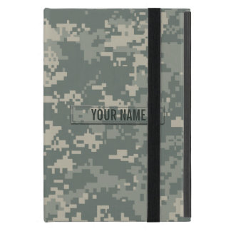 Army ACU Camouflage Customizable Cover For iPad Mini