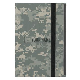Army ACU Camouflage Customizable Cover For iPad Mini