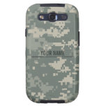 Army ACU Camouflage Customizable Galaxy S3 Covers