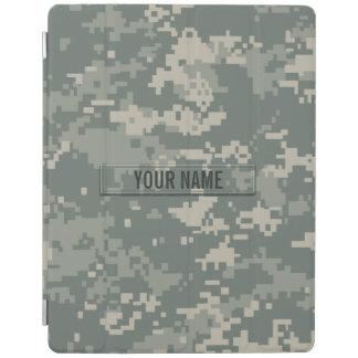Army ACU Camouflage Customizable iPad Cover